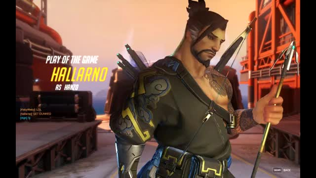 Watch hanzo anime GIF on Gfycat. Discover more hanzo, overwatch, quadkill GIFs on Gfycat
