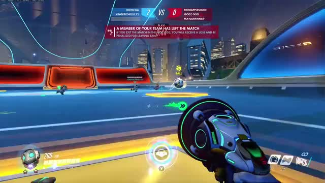 Watch and share Overwatch GIFs by hohshua on Gfycat