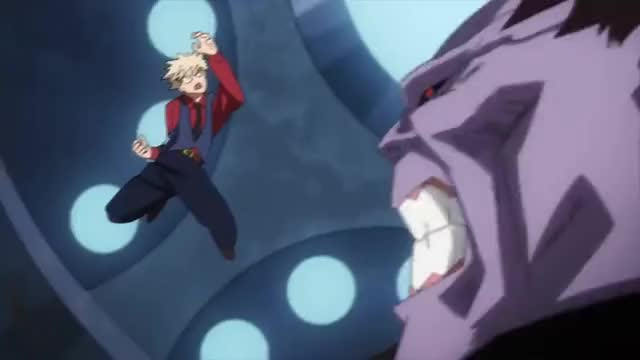 Watch and share Funimation GIFs and Bakugo GIFs on Gfycat