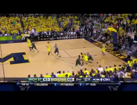 Watch and share Michigan Basketball GIFs on Gfycat