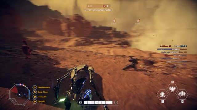 Watch Star Wars Battlefront II (2017) 2019.03.27 - 21.48.23.12 GIF by @phen0meenal on Gfycat. Discover more starwarsbattlefront GIFs on Gfycat