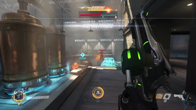 Watch and share Overwatch GIFs and Mccree GIFs by theexcel on Gfycat