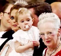 Watch and share Danish Royal Family GIFs and Queen Margrethe Ii GIFs on Gfycat