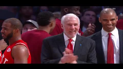 Watch and share Popovich GIFs and Spurs GIFs on Gfycat