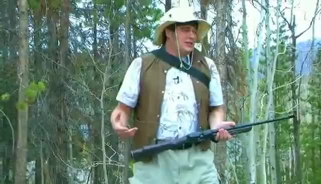 Watch Gunslingers GIF on Gfycat. Discover more Episode 1, Gun, Heat, Neature, Pack, Walk, YouTube GIFs on Gfycat