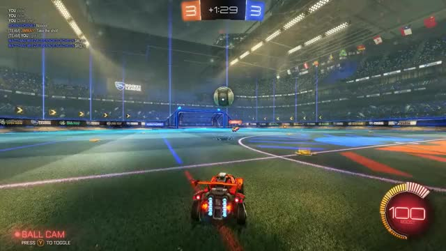 Watch and share Rocket League GIFs by the_renegade on Gfycat
