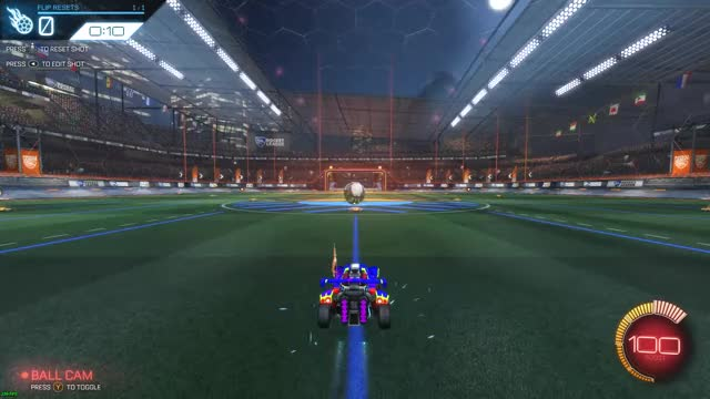 Watch Flip Reset Practice Training Pack GIF by Musty (@amustycow) on Gfycat. Discover more RocketLeague GIFs on Gfycat