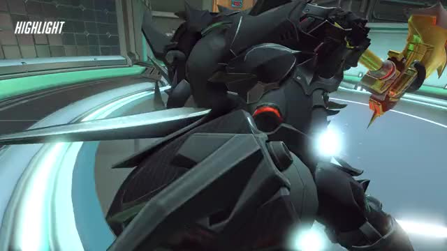 Watch and share Highlight GIFs and Overwatch GIFs by Dávid Tóth on Gfycat