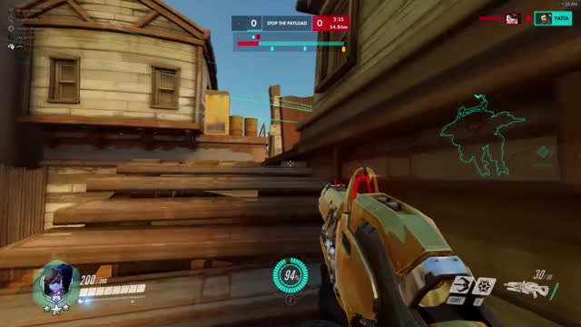 Watch and share Overwatch GIFs by dogjah on Gfycat
