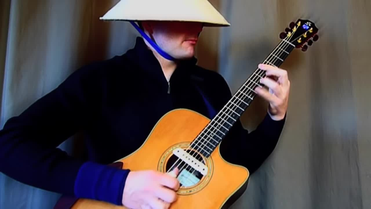 acoustic, antoine, candyrat records, dobson, dufour, ewan, guitar, hat, kombat, lamp, moments, mortal, pictures, playing, raided, sound, techno, these, trance, Ewan Dobson - Time 2 - Guitar - www.candyrat.com GIFs