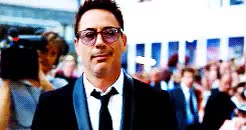Watch Robert Downey Jr. GIF on Gfycat. Discover more by matty, rdjedit, robert downey jr, tiff 2014, various GIFs on Gfycat