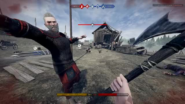 Watch and share Mordhau GIFs by jaythehuman on Gfycat