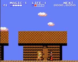 Watch and share [Zelda II: The Adventure Of Link] Link's Sexual Healing : Gaminggifs GIFs on Gfycat