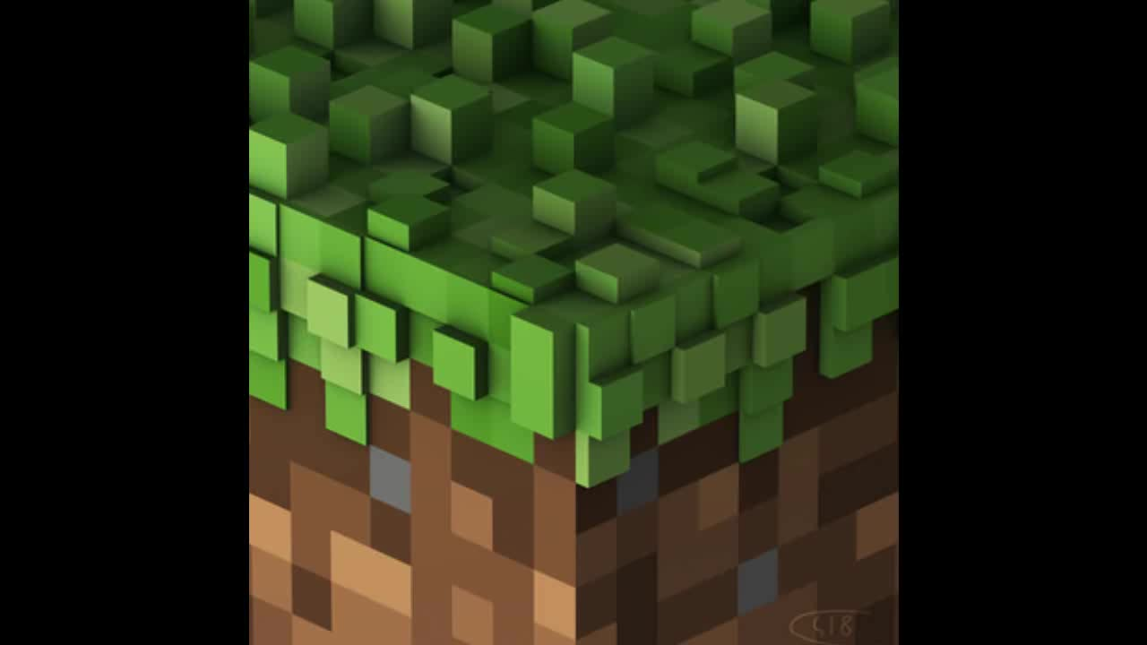 18, Alpha, Ambient, Beta, C418, Craft, InfernalEntertain, Mine, Minecraft, Music, Notch, Sweden, jeff, lullaby, roses, sweet, track, vol, C418  - Sweden - Minecraft Volume Alpha GIFs