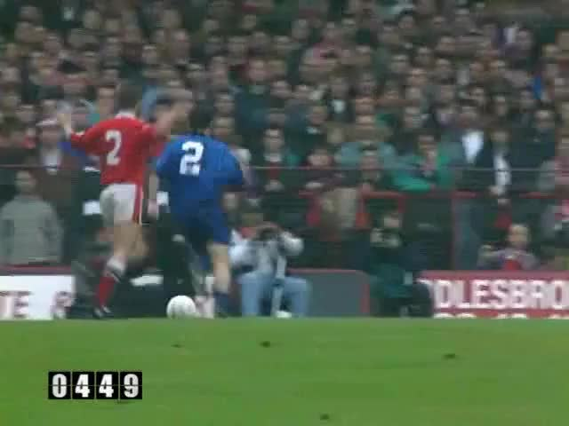 Watch and share 1992-93 13 Bruce GIFs by mu_goals on Gfycat