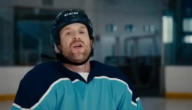 Watch and share Jon Glaser Loves Gear - Promo Spot: Hockey GIFs on Gfycat