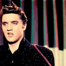 Watch and share Elvis GIFs on Gfycat