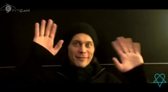Watch and share Ville Valo GIFs on Gfycat