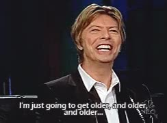 Watch and share David Bowie GIFs and Feelingold GIFs by Reactions on Gfycat