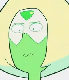 Watch I'm here. I'm yours. GIF on Gfycat. Discover more I like how she went from being intimidating to a super dork, my graphics, peridot, steven universe, su peridot, su spoilers GIFs on Gfycat