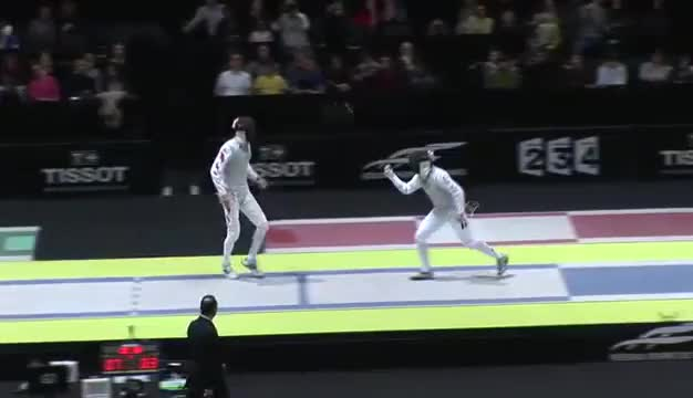 Watch and share Fencing GIFs and Running GIFs by Stuff on Gfycat
