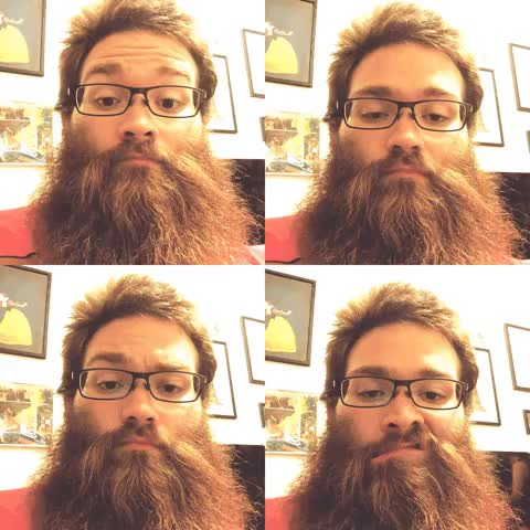 Watch and share Expressions GIFs and Beard GIFs on Gfycat