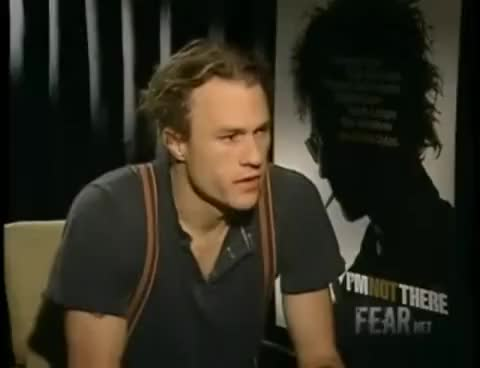 Watch and share Heath Ledger GIFs on Gfycat