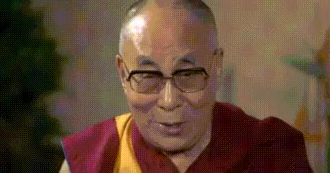 Watch this GIF on Gfycat. Discover more dalai lama GIFs on Gfycat