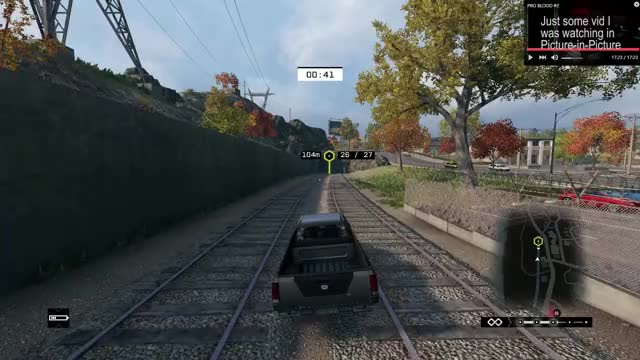 Watch and share Watchdogs GIFs by smilingpinkamena on Gfycat