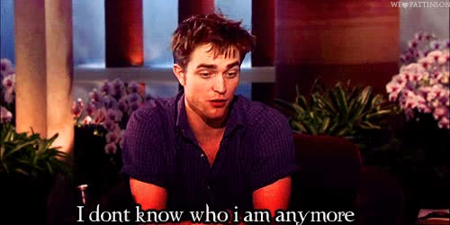 Watch and share Robert Pattinson GIFs and Confused GIFs on Gfycat
