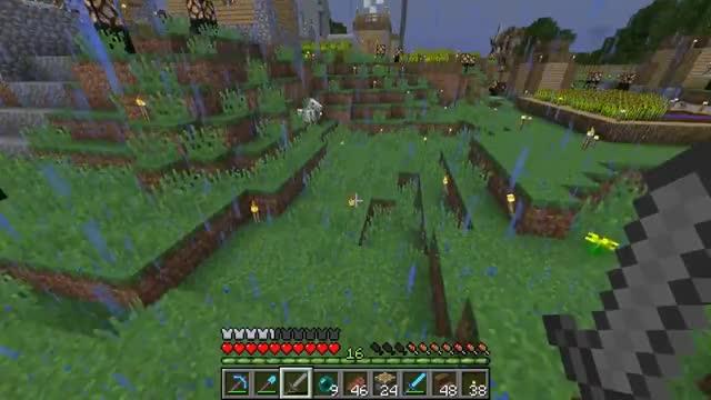 Minecraft - TerraFirmaPunk #8: Winter Preparation GIF | Find, Make