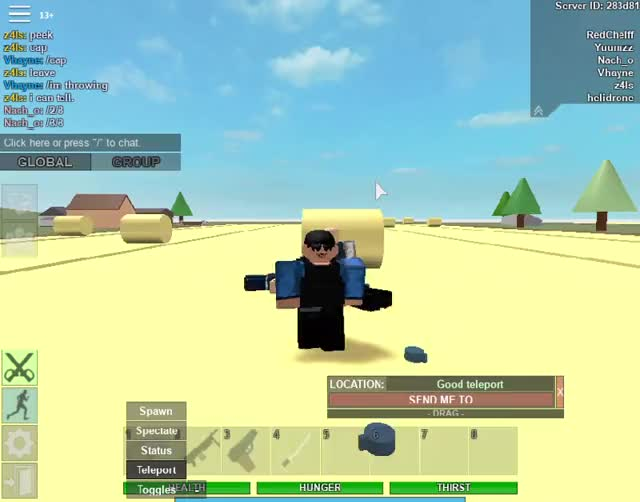 Watch and share Roblox 2020-01-29 22-21-46 GIFs by poopdickhead on Gfycat