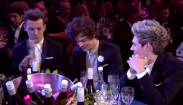 Watch and share Harry Style Ashamed GIFs on Gfycat