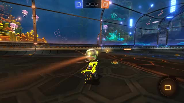 Watch Goal 1: deej GIF by Gif Your Game (@gifyourgame) on Gfycat. Discover more Gif Your Game, GifYourGame, Goal, Rocket League, RocketLeague GIFs on Gfycat