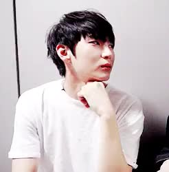 Watch moved blogs GIF on Gfycat. Discover more 1k, boyfriend jung taekwoon, casually dressed leo wrecks me so much bc he looks like realistic boyfriend material I hate it, gif, leo, mine, ryangoslings, taekwoon, vixx, vixx tv, vixxedit GIFs on Gfycat