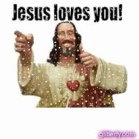 Watch and share JESUS GIFs on Gfycat