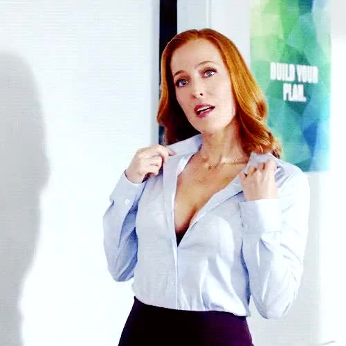 Watch RHM Dana Scully GIF on Gfycat. Discover more gillian anderson GIFs on Gfycat