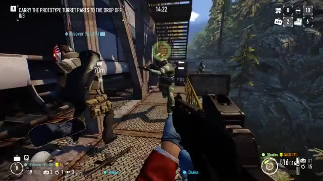 Watch and share SHIELD'S REVENGE (PAYDAY 2) (reddit) GIFs by Shades Shadington on Gfycat