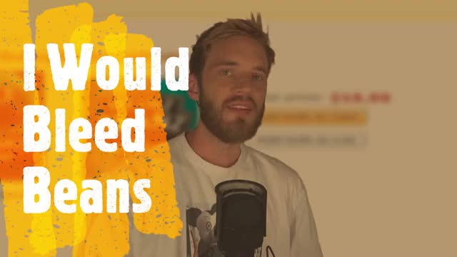 Watch Beans GIF by @rachness on Gfycat. Discover more pewdiepie GIFs on Gfycat