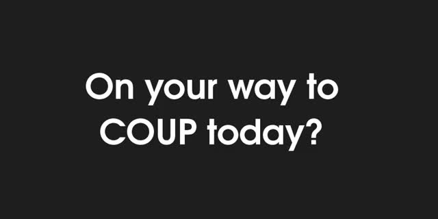 Watch and share Coup GIFs on Gfycat