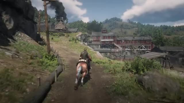 Watch and share Red Dead GIFs and Rdr2 GIFs by Evolve Stunting on Gfycat