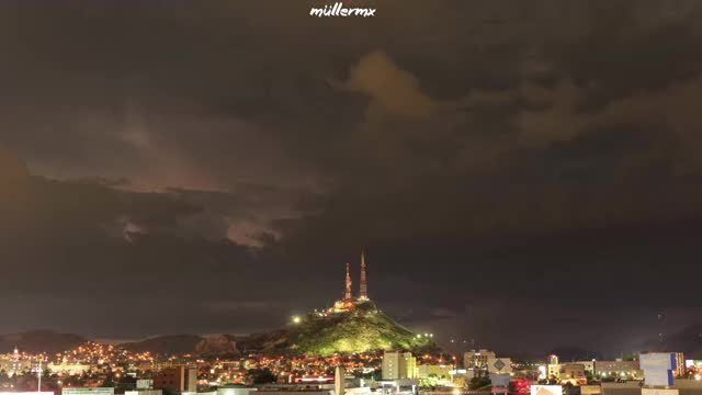 Watch Lightstorm GIF by @mullermx on Gfycat. Discover more city, desert, hermosillo, lightning, lightstorm, mexico, monsoon, nightscape, storm, thunder, tormenta GIFs on Gfycat