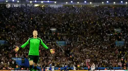 Watch and share World Cup 2014 GIFs and Manuel Neuer GIFs on Gfycat