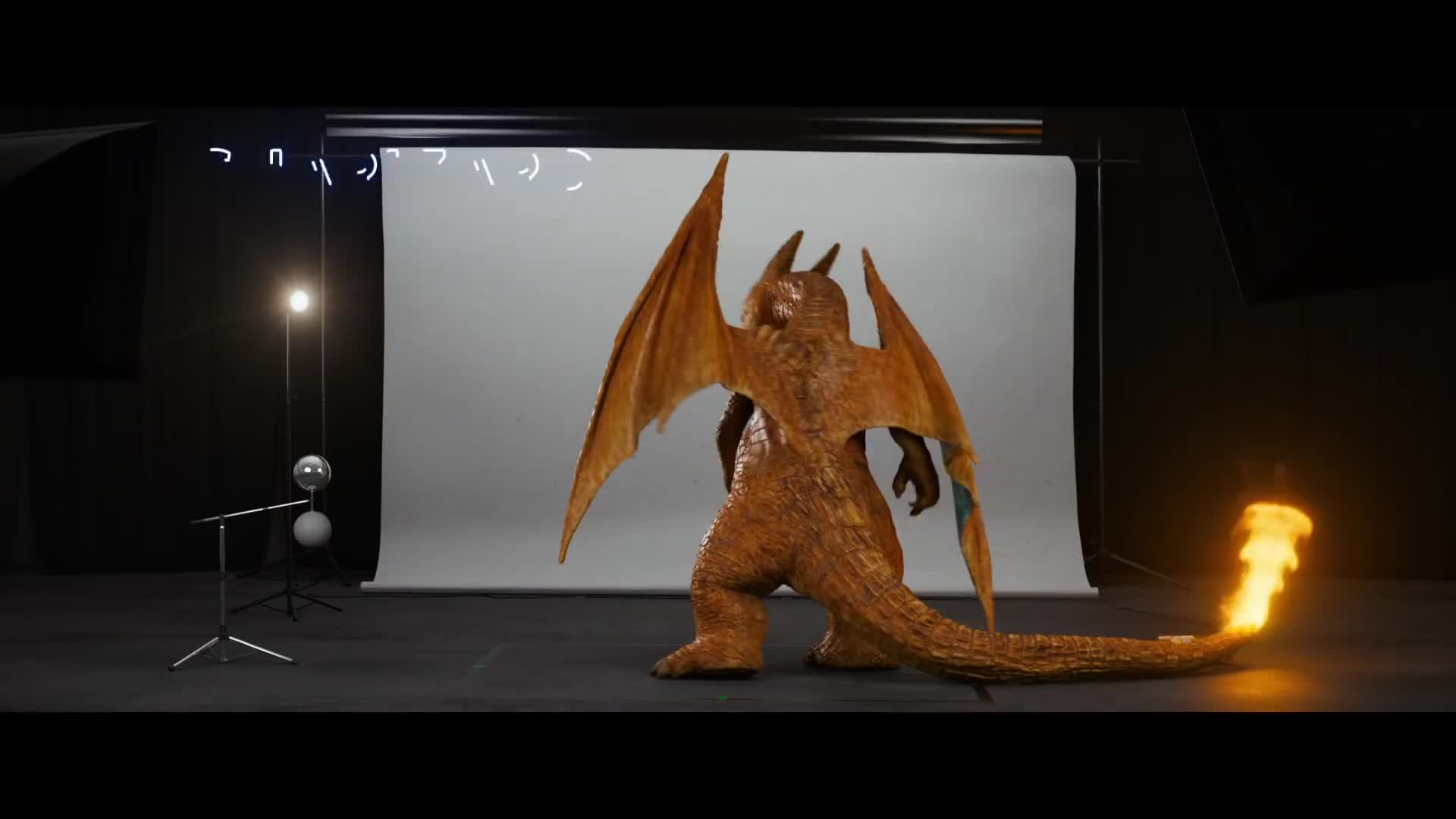 pokemon detective pikachu movie charizard