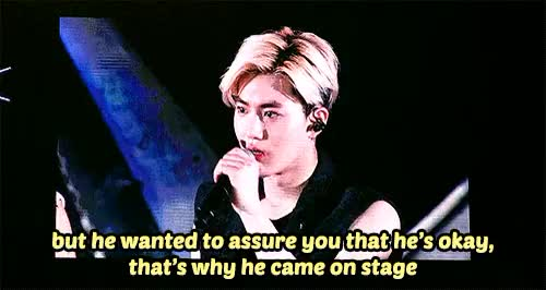 Watch obsession. GIF on Gfycat. Discover more 1k, ;________;, exo, gifs:exo, huang zitao, junmyeon, kim joonmyun, lost planet, mama suho forever looking out for zitao, right after tao got back from jungle, suho, sutao, tao, this is from changsha concert, this is why zitao calls junmyeon omma, to make things clear, zitao GIFs on Gfycat
