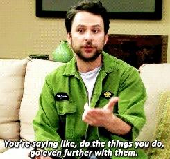 Charlie Day, always sunny, charlie kelly, coloradorockies, It's Always Sunny in Philadelphia S08E05 GIFs
