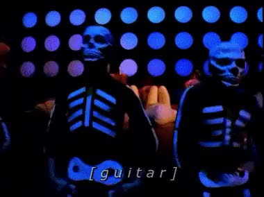 Watch - lachender Tod - GIF on Gfycat. Discover more around the world, daft punk, duft pank, guy manuel de homem christo, homework, michel gondry, thomas bangalter GIFs on Gfycat