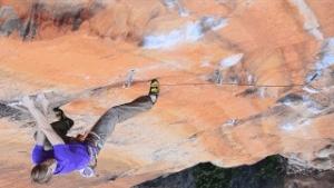 climbing, rock climbing, Rock climbing GIFs