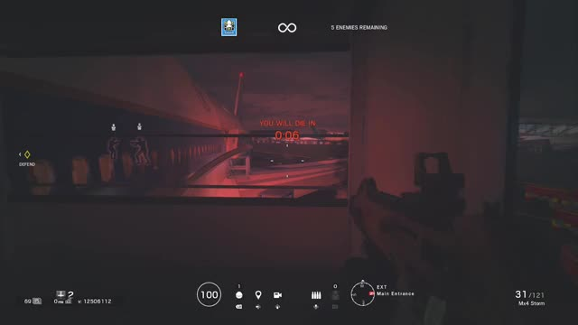 Watch and share Zaolfe TomClancysRainbowSixSiege 20181213 13-08-31 GIFs on Gfycat