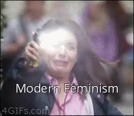 Watch feminazi GIF on Gfycat. Discover more funny, sjwhate, toronto GIFs on Gfycat